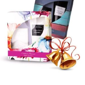 Pack parfum + gel douche